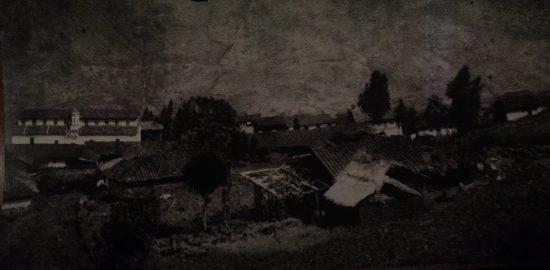 fotografia de guarainag de los años 60